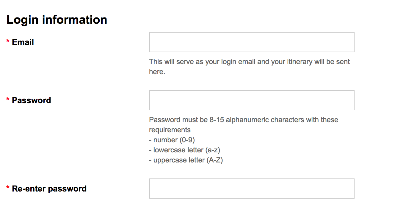 airasia password